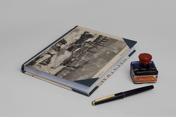 Picture of Caderno Vintage Refª. CV002